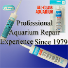 Professional Aquarium Repair, Silicone use experience