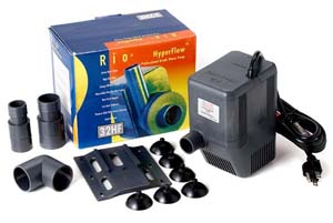 Rio Power Head aquarium and pond water pumps