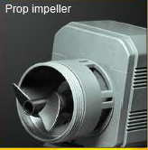 Seio Propeller Pump Impeller