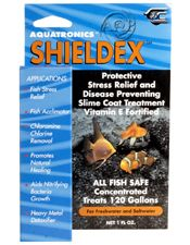 AAP Aquatronics Shieldex Natural Slime Coat booster, cycling aid