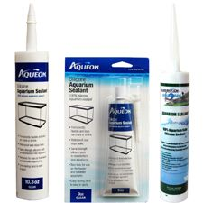 Aquarium Silicone Sealant | AAP, Dow Corning 100% | Fish Safe