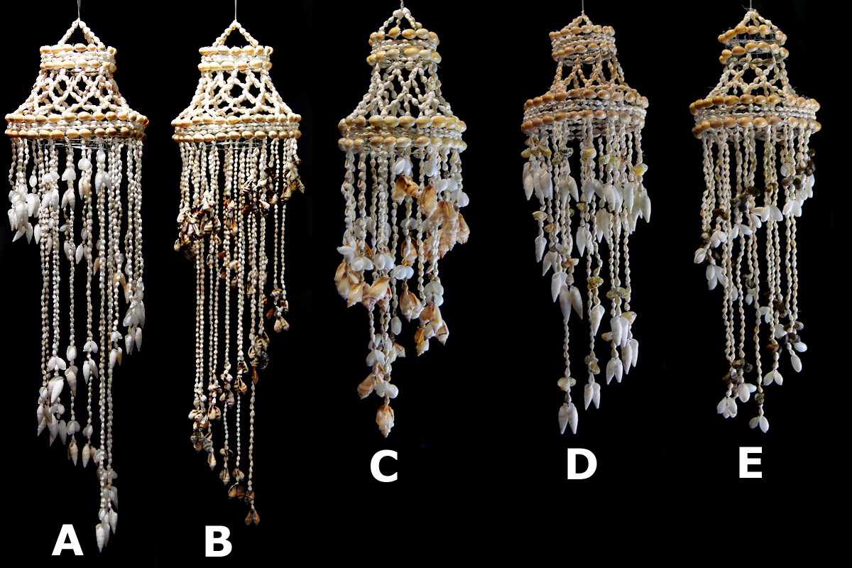 Shell Wind Chime An