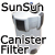 SunSun Canister Filter, superior to eBay, Aquarium Pond Filters