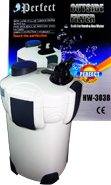 SunSun HW303B, Aquarium Canister Filter with UV