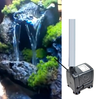 SunSun JP-033, Via Aqua 302 Submersible Water Pump in fountain