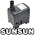 SunSun JP-054, JP-033, JP-065 Light Duty Water Pump, Aquarium Pond Pumps