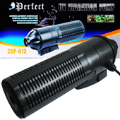 Submersible UV superior to Green Killing Machine