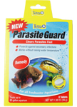 Tetra Parasite Guard aquarium treatment