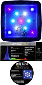 AquaBeam Coral Colour Plus Aquarium LED