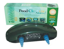 Professional High output aquarium, pond UV sterilization sterilizer