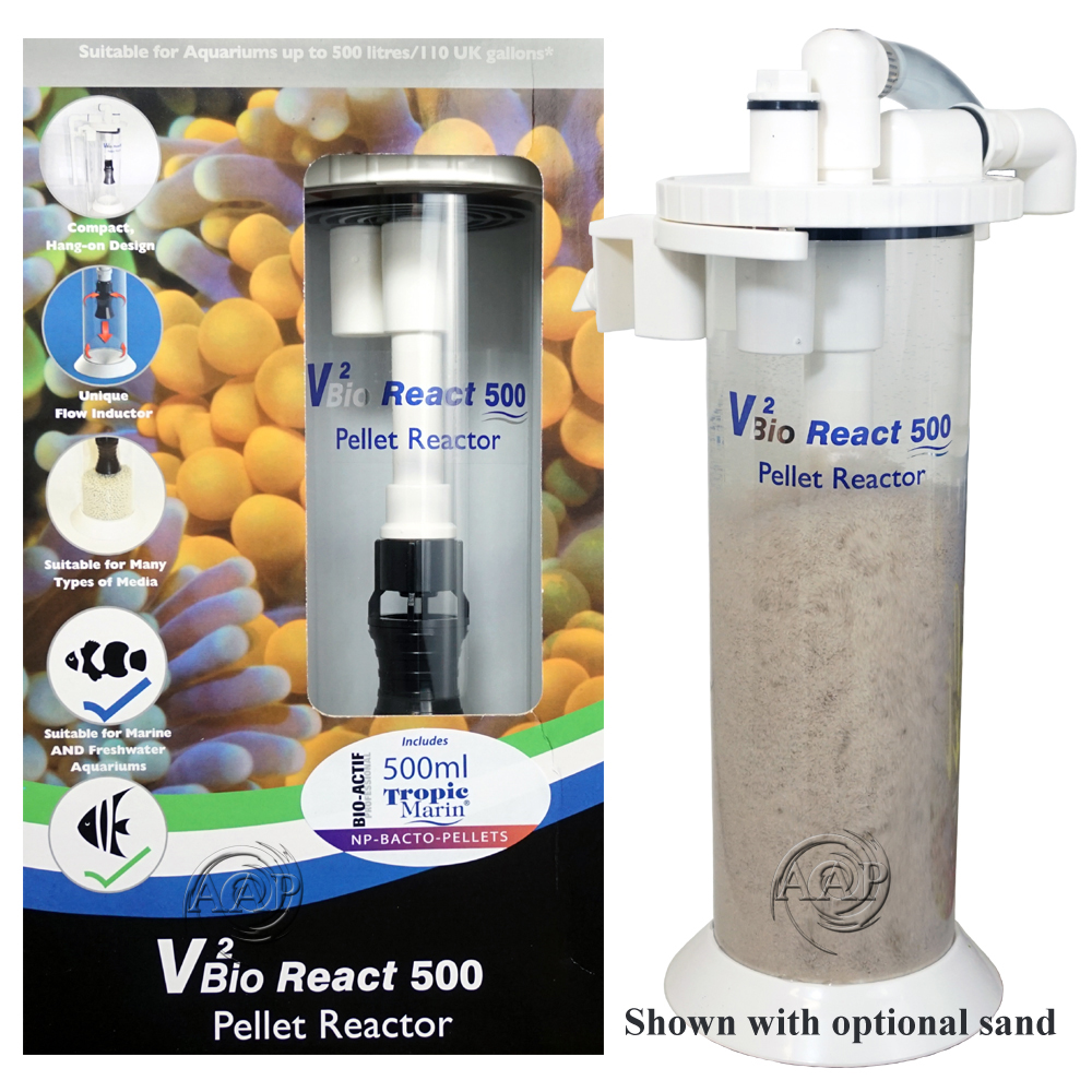 Fsb diy fluidized sand bed filter diy do it your self for Diy sand filter for pond