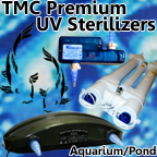 TMC UV Sterilizer for Columnaris treatment, prevention