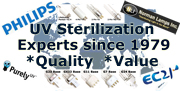 UV-C Sterilization, Sterilizer, Clarifier Experts since 1979