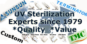 UV Sterilizer Experts for Vecton or Advantage Aquarium, Pond UVC Sterilizer