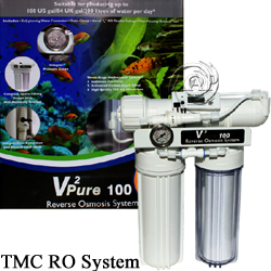 RO filter to lower aquarium chemistry GH, KH