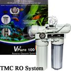 Aquarium RO Water Filter System, Advanced Models include TDS Meter