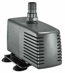 Via Aqua 2300 Aquarium Submersible Pump