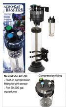 Acro Cal Calcium Reactor for saltwater aquarium chemistry